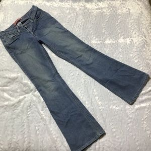Mossimo mossissue size 5 bootcut jeans